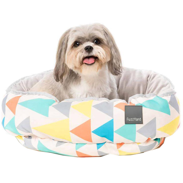 30% OFF [CLEAR]: FuzzYard® Reversible Dog Bed – Denver (3 sizes)