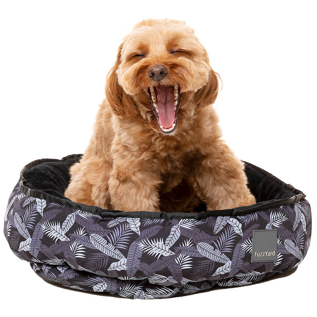 20% OFF + FREE TREATS [NEW]: FuzzYard® Reversible Dog Bed - Kapalua (3 sizes)
