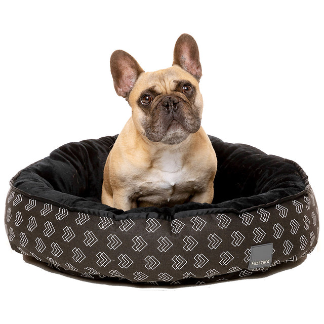20% OFF + FREE TREATS [NEW]: FuzzYard® Reversible Dog Bed - Nighthawk (3 sizes)