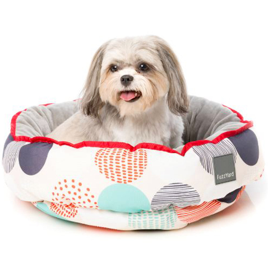 20% OFF [NEW]: FuzzYard® Reversible Dog Bed - Palm Springs (3 sizes)