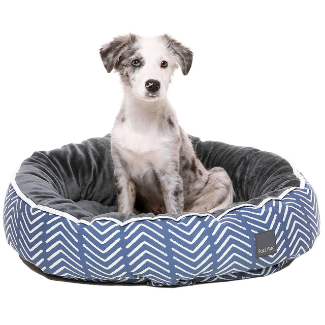 20% OFF + FREE TREATS [NEW]: FuzzYard® Reversible Dog Bed - Sacaton (3 sizes)