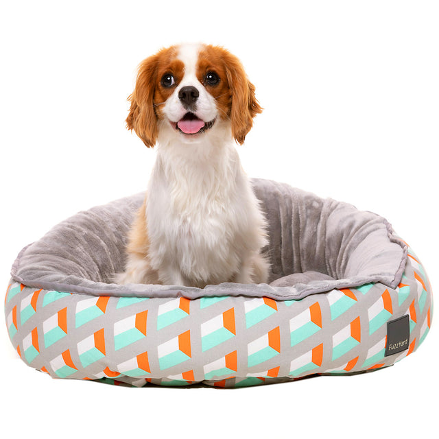 20% OFF + FREE TREATS [NEW]: FuzzYard® Reversible Dog Bed - San Antonio (3 sizes)