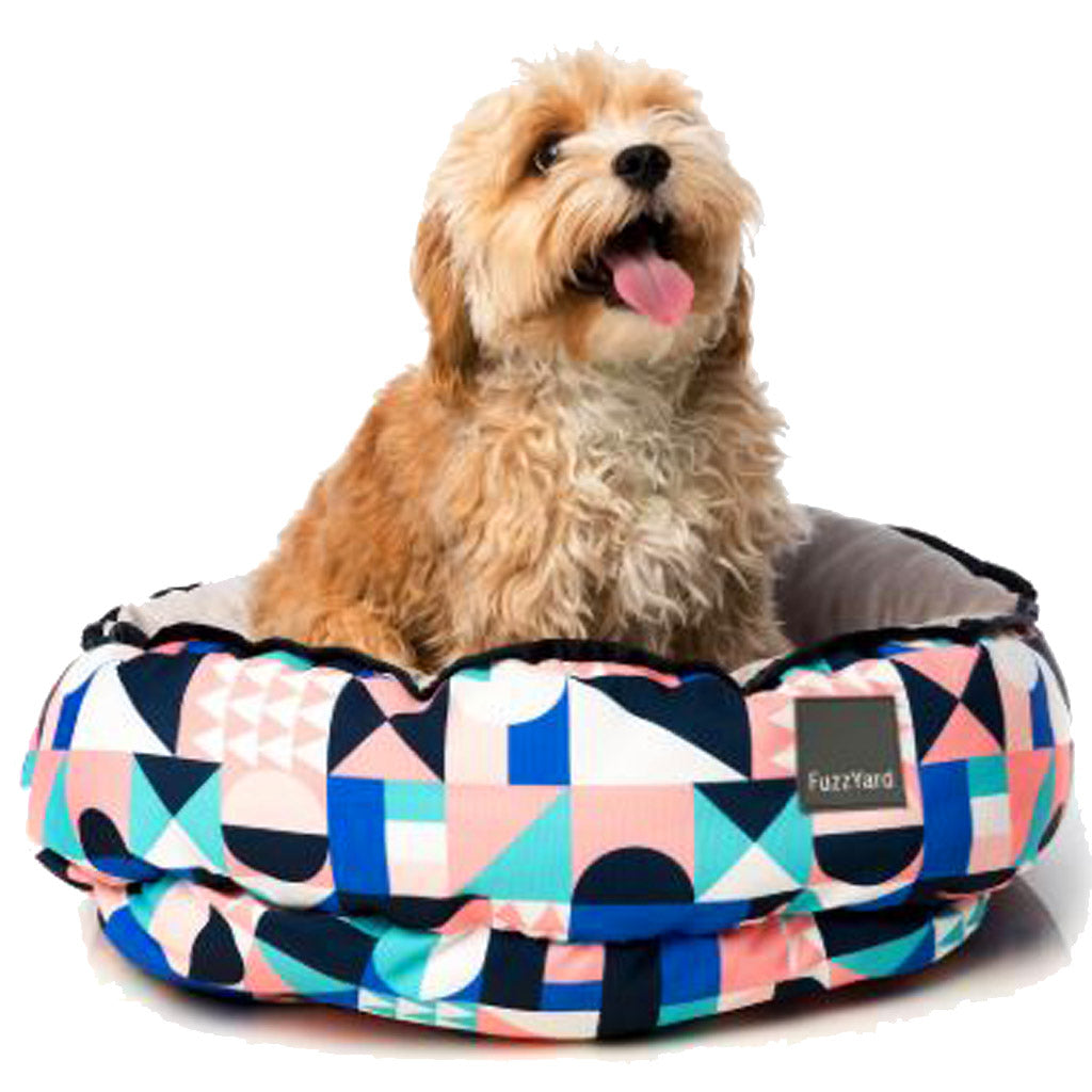 15% OFF [NEW]: FuzzYard® Reversible Dog Bed - Yuwono (3 sizes)