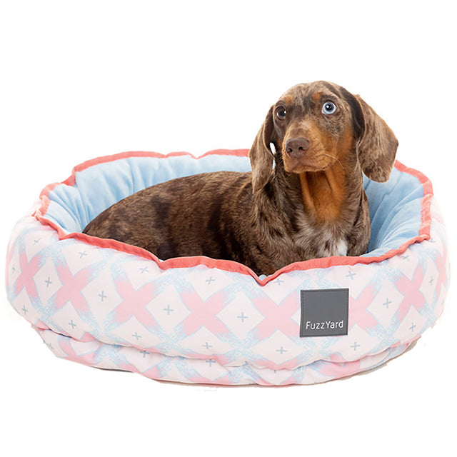 30% OFF [CLEAR]: FuzzYard® Reversible Dog Bed – Saatchi (3 sizes)