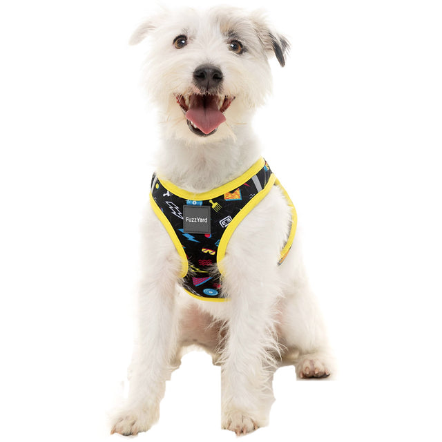 15% OFF: FuzzYard® Bel-Air Step In Dog Harness (5 sizes)