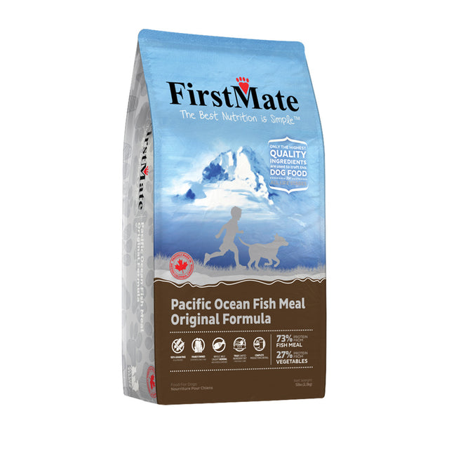 20% OFF: FirstMate® Pacific Ocean Fish Original Grain-Free Dry Dog Food (3 sizes)