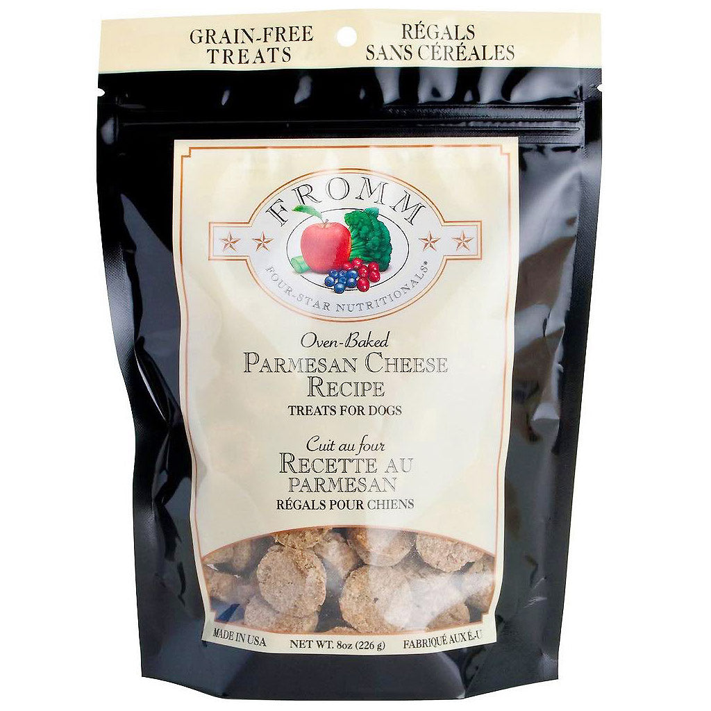 BUY 2 FREE 1: Fromm® Parmesan Cheese Grain-Free Dog Treats (227g)