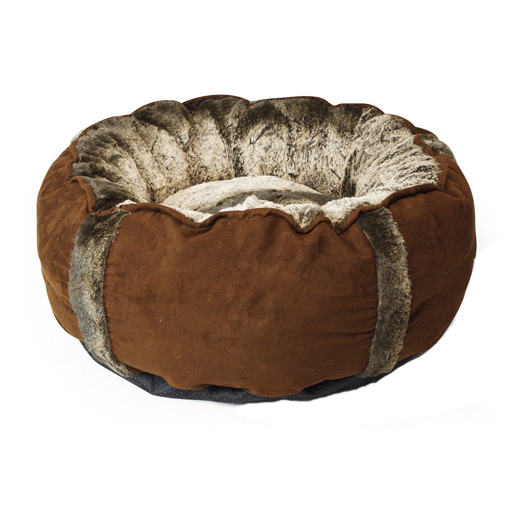 50% OFF: MOBY'S® Comfort Collection Dog & Cat Bed