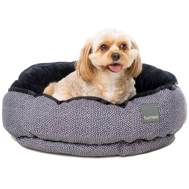 15% OFF [NEW]: FuzzYard® Reversible Dog Bed - Brussels (3 sizes)