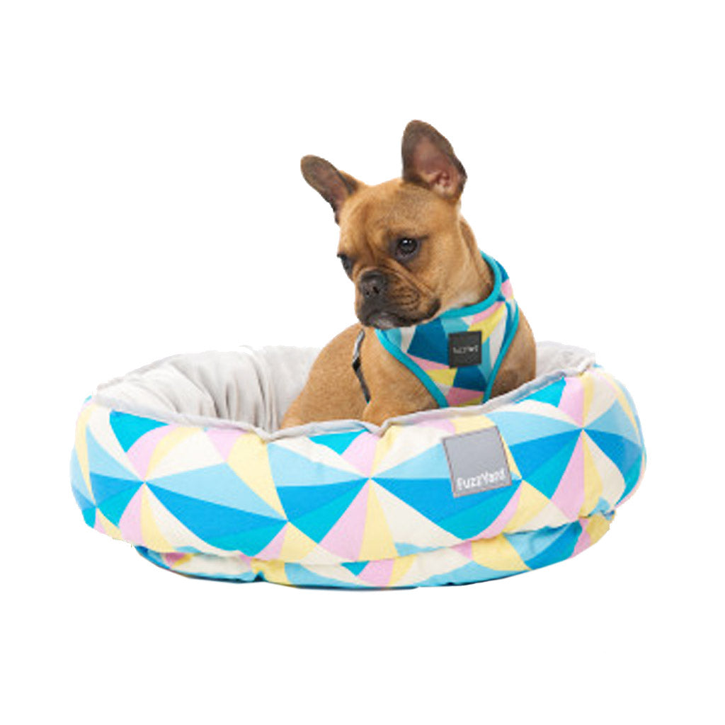 20% OFF: FuzzYard® Reversible Dog Bed - South Beach (3 sizes)