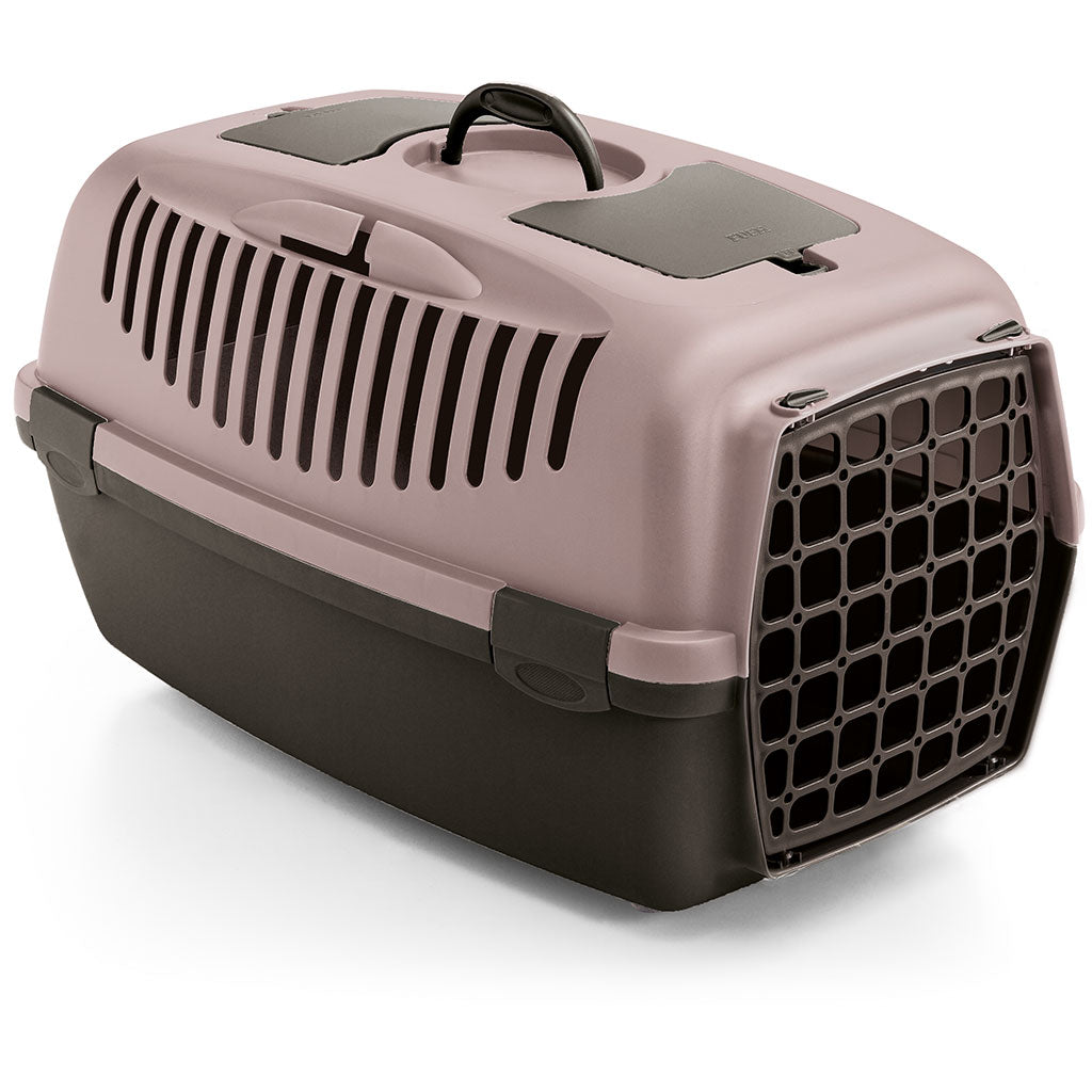 20% OFF: Stefanplast® Gulliver 3 Pet Carrier for Dogs & Cats – Powder Pink
