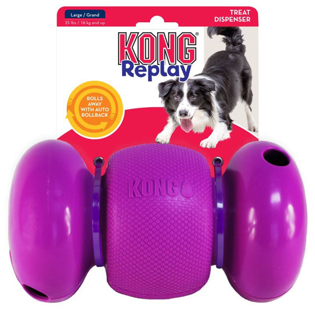20% OFF [NEW] KONG® Replay Dog Toy (2 sizes)