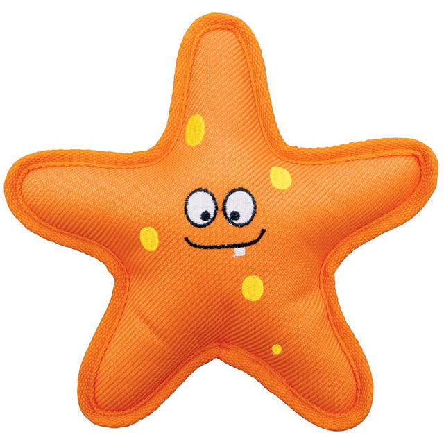 15% OFF [NEW]: KONG® Belly Flops Starfish Floating Dog Toy