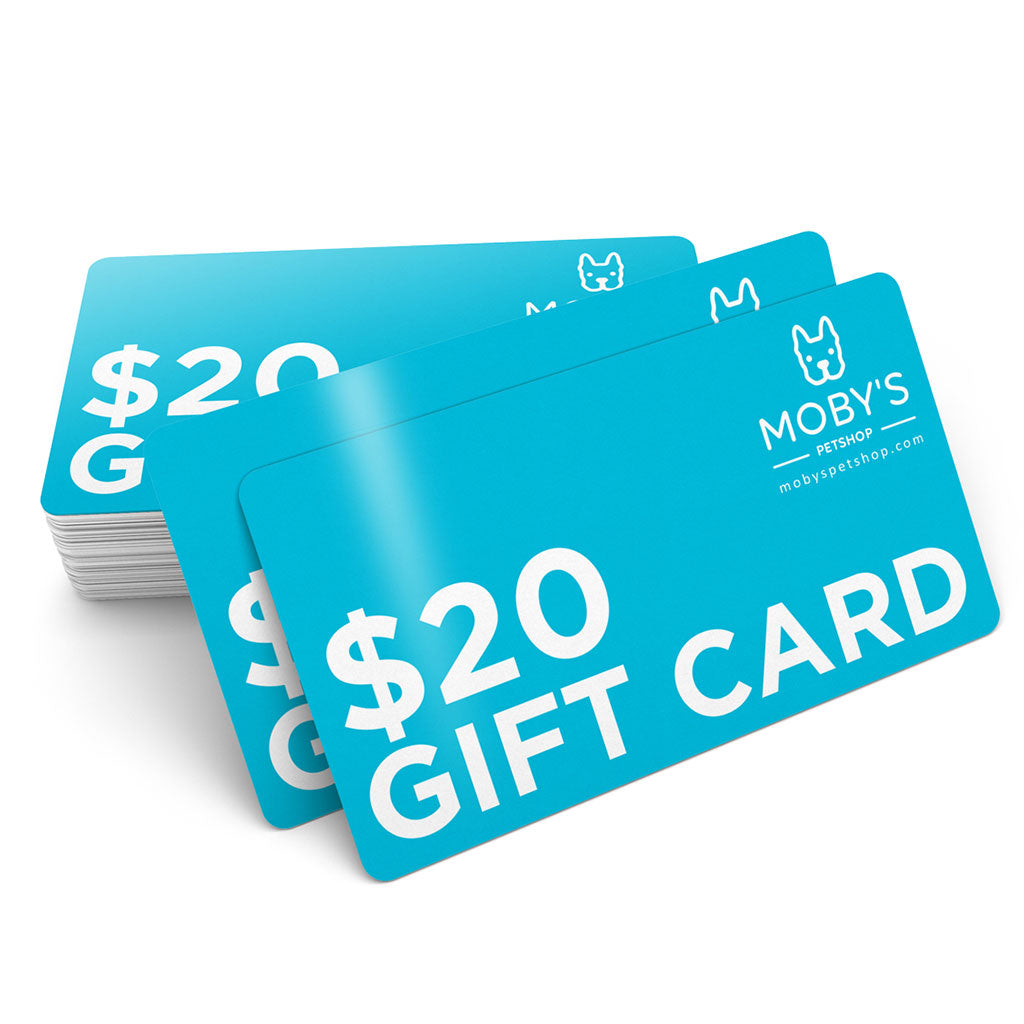 MOBY'S® $20 eGift Card
