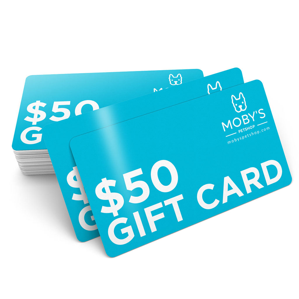 MOBY'S® $50 eGift Card