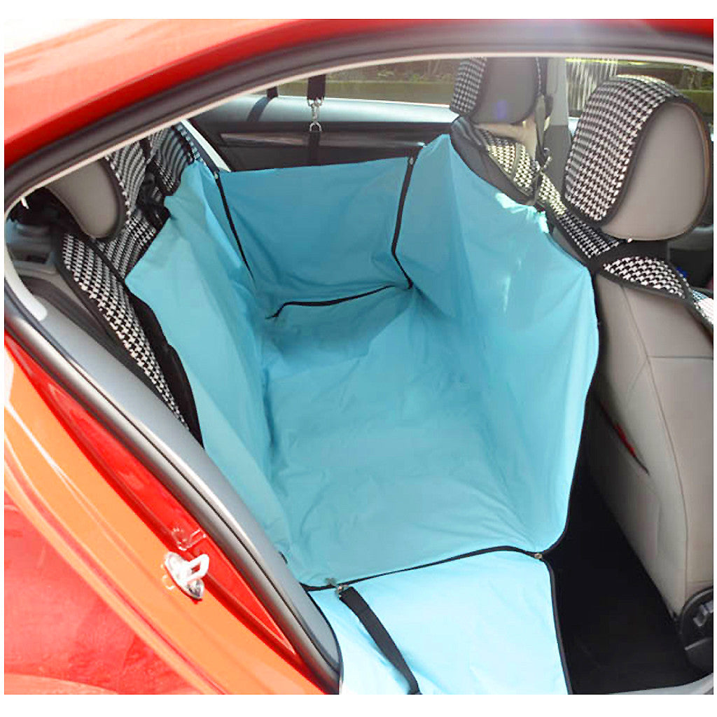 50% OFF: MOBY'S® Car Rear Seat Pet Hammock (3 colours)