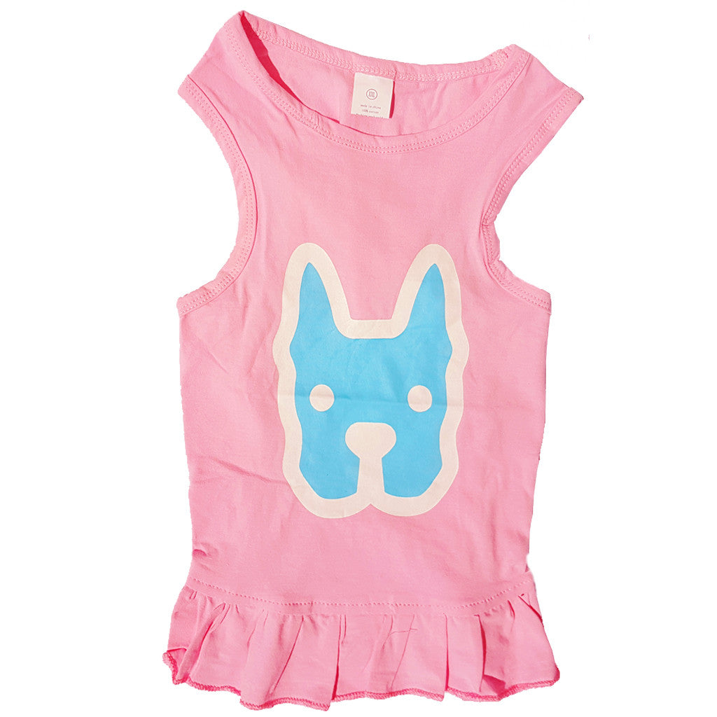 60% OFF: MOBY'S® Cutzy Dress for Dogs & Cats - Pink (4 Sizes)