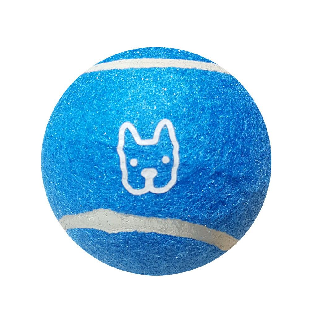 [SALE –30%] MOBY'S® Toy Tennis Balls Dog Toys (3 Sizes & Colours)