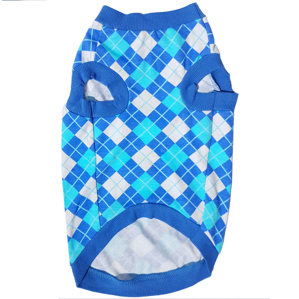 60% OFF: MOBY'S® Fashion Vest Blue (Small Dog)