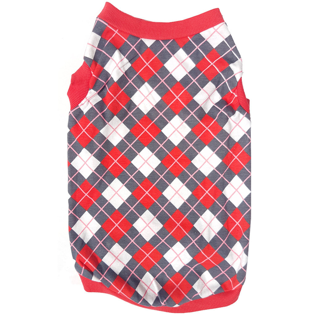 60% OFF: MOBY'S® Fashion Vest Red (Small Dog)