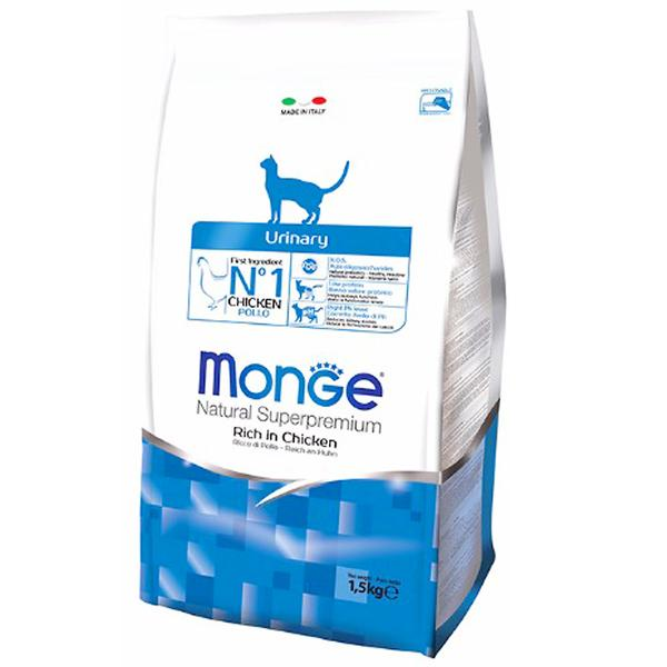 45% OFF: Monge® Urinary Dry Cat Food (1.5kg)