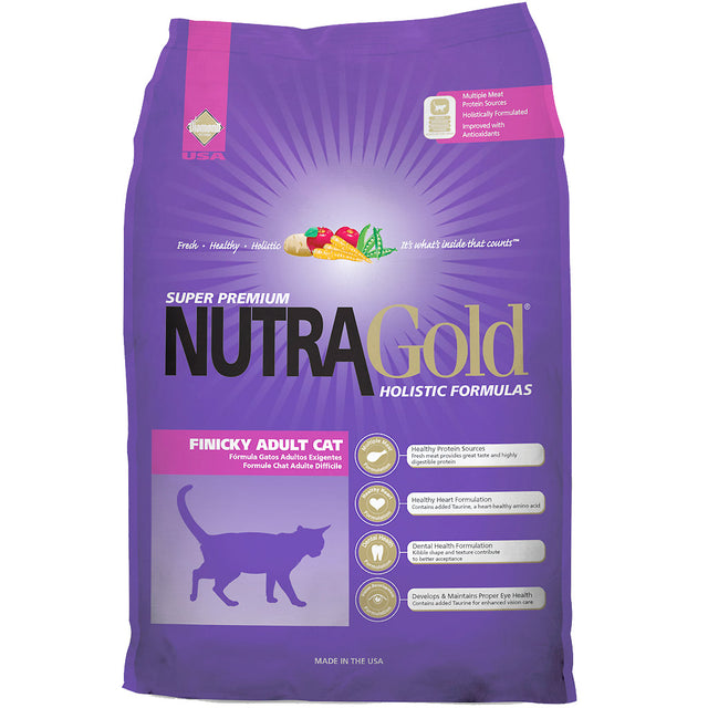 35% OFF: NutraGold® Holistic Finicky Cat Dry Food (2 sizes)