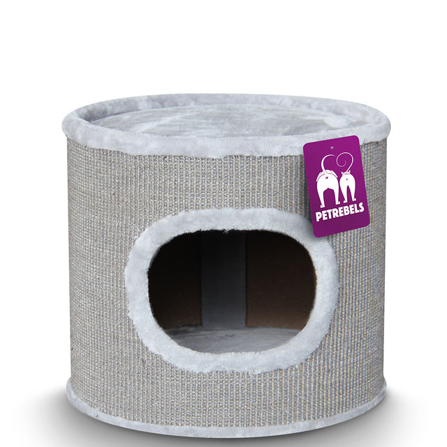 15% OFF [NEW] Petrebels® Dome 40 Scratching Barrel - Grey