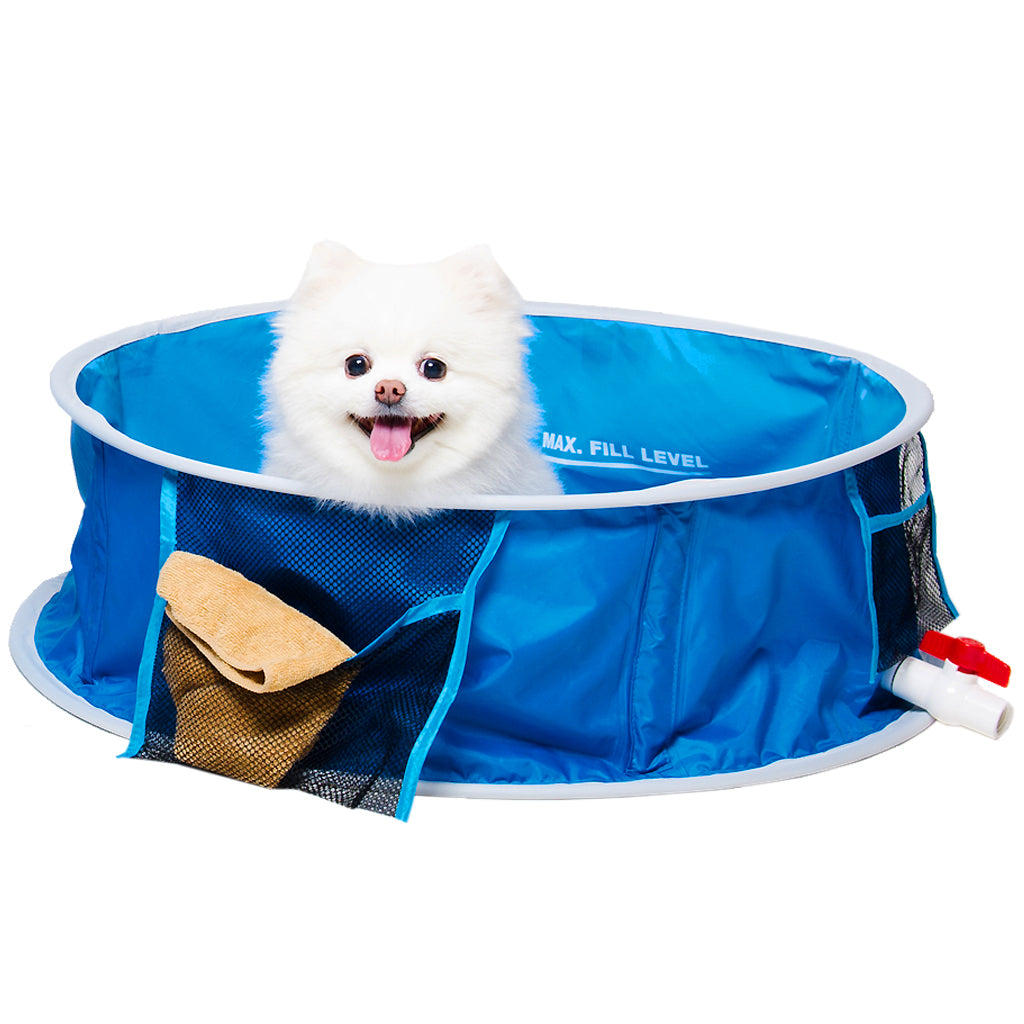 50% OFF: CJ® Pop-Up Pet Bath (Small)