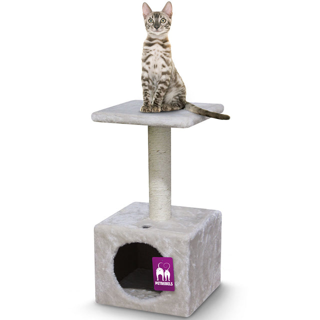15% OFF: Petrebels® Atlanta 60 Cat Tree - Cream