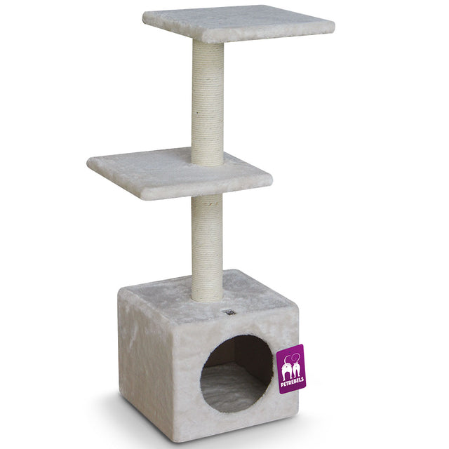 15% OFF [NEW]: Petrebels® Boston 90 Cat Tree - Cream
