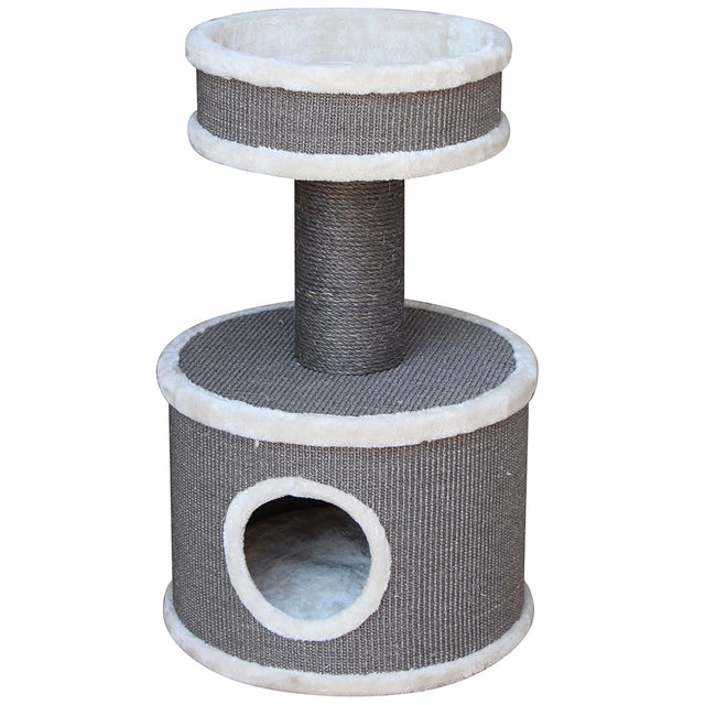 15% OFF [NEW] Petrebels® Tower 80 Cat Tree - Cream
