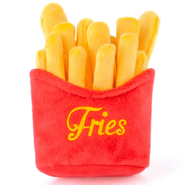 10% OFF [NEW]: P.L.A.Y® American Classics French Fries Plush Dog Toy