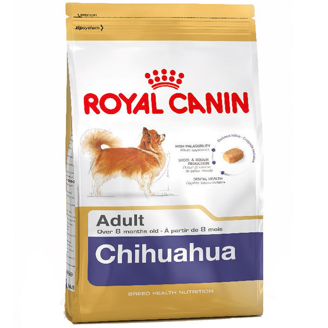 30% OFF [PROMO] Royal Canin® Breed Health Nutrition Chihuahua Adult Dry Dog Food 1.5kg