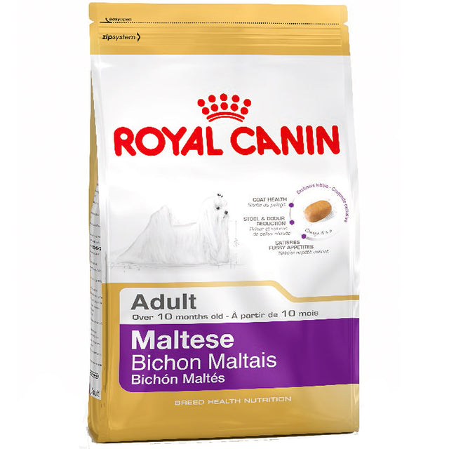 30% OFF [PROMO] Royal Canin® Breed Health Nutrition Maltese Adult Dry Dog Food 1.5kg