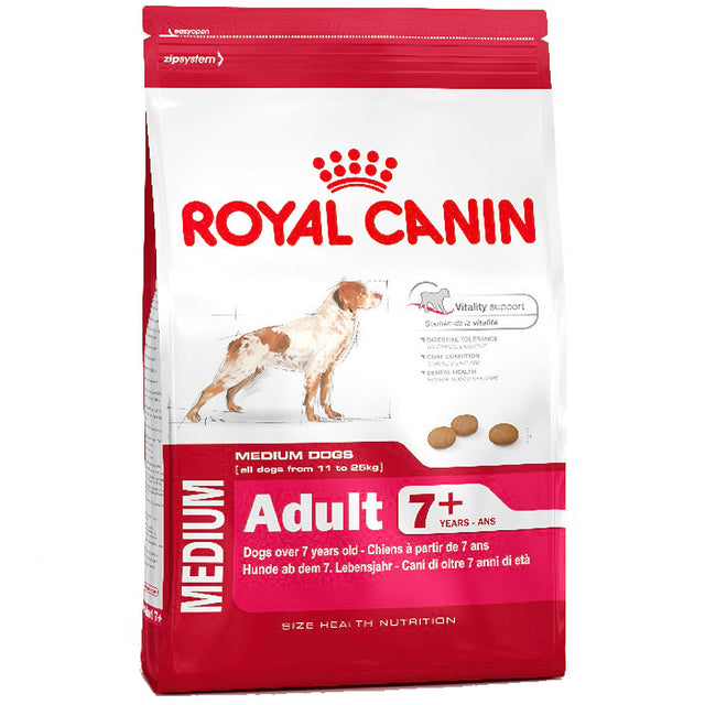 30% OFF [PROMO] Royal Canin® Canine Medium Adult 7+ Dry Dog Food 10kg