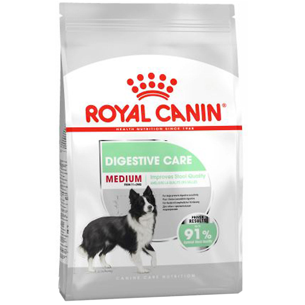 20% OFF: Royal Canin® Medium Digestive Care Dry Dog Food (3kg)