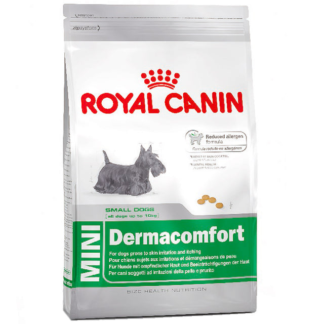 20% OFF: Royal Canin® Canine Mini DermaComfort 26 Dry Dog Food (2 sizes)