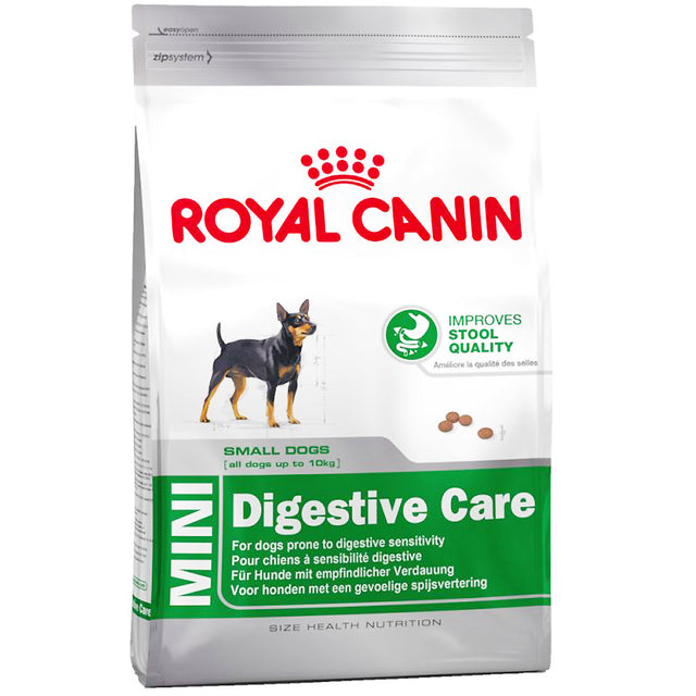 15% OFF: Royal Canin® Mini Digestive Care Dry Dog Food (2kg)