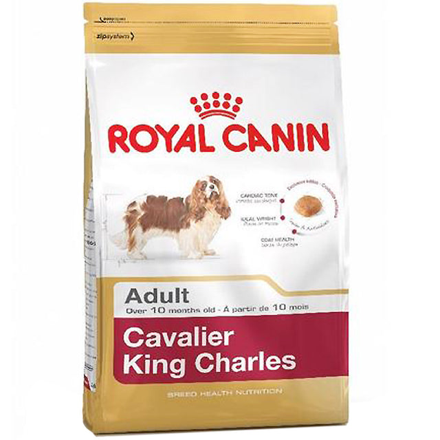 30% OFF [PROMO] Royal Canin® Breed Health Nutrition Cavalier King Charles Dry Dog Food 1.5kg