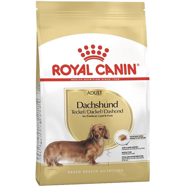 30% OFF [PROMO] Royal Canin® Breed Health Nutrition Dachshund Dry Dog Food 1.5kg