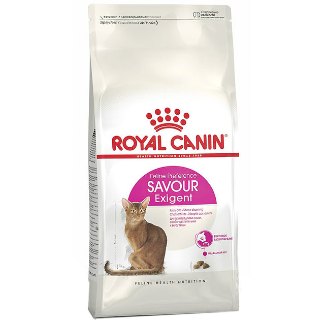 25% OFF: Royal Canin® Feline Exigent Savour Dry Cat Food (2kg)