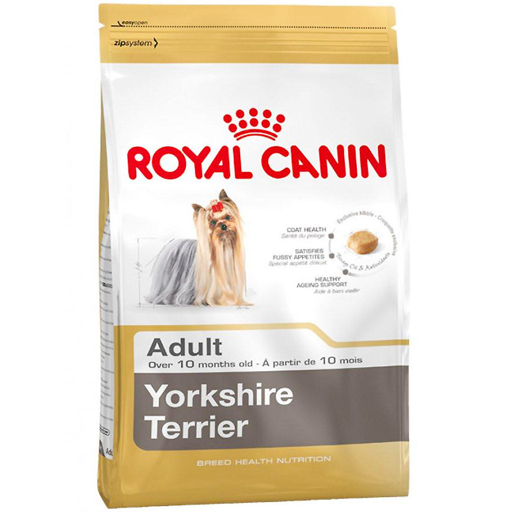 25% OFF: Royal Canin® Breed Health Nutrition Yorkshire Terrier Dry Dog Food (1.5kg)