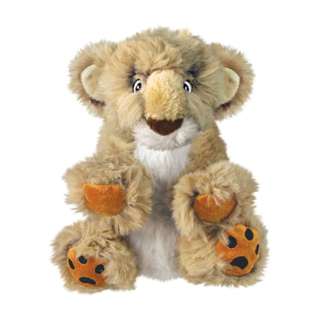 15 % OFF [NEW]: KONG® Comfort Kiddos Dog Toy – Lion (3 sizes)