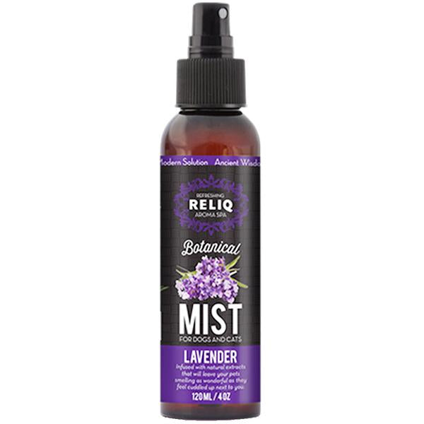 20% OFF: Reliq® Lavender Botanical Mist for Dogs & Cats (118ml)