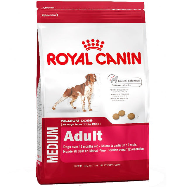 30% OFF [EXPO] Royal Canin® Canine Medium Adult Dry Dog Food (10kg)