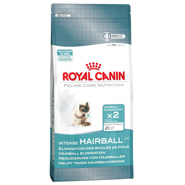 30% OFF: Royal Canin® Feline Hairball Care Dry Cat Food (2 sizes)