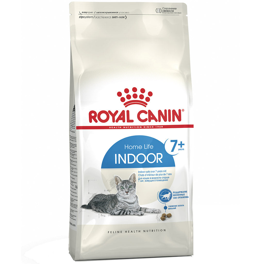 20% OFF: Royal Canin® Feline Indoor 7+ Dry Cat Food (2 sizes)