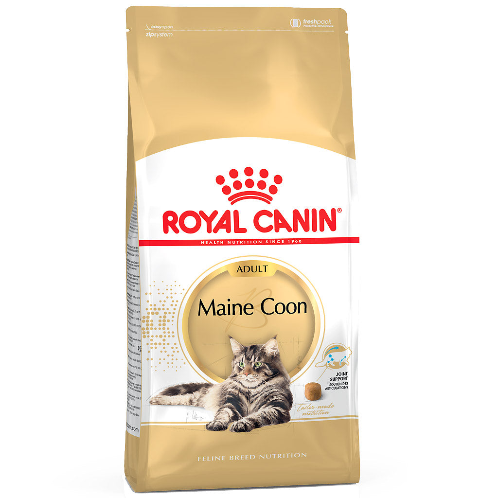 20% OFF: Royal Canin® Feline Breed Nutrition Maine Coon 31 Dry Cat Food (4kg)