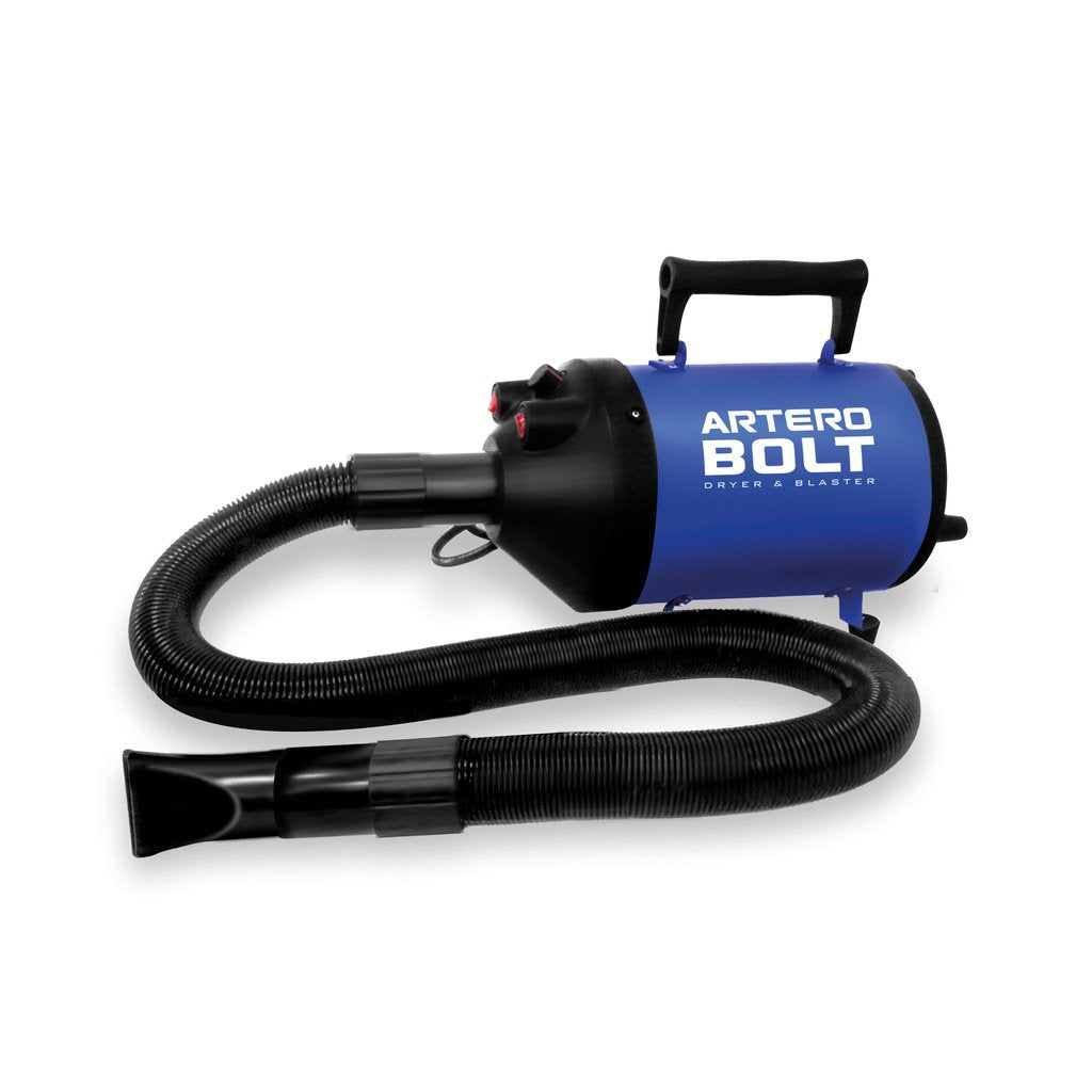 ARTERO®: Bolt Portable Dryer/Blower (Noise Reduction)
