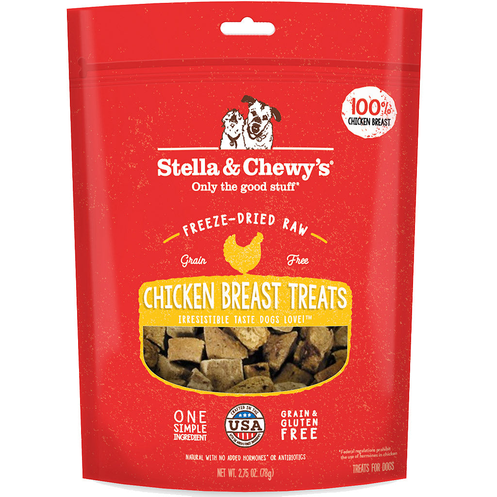 2 FOR $28 [SAVER]: Stella & Chewy's® Freeze-Dried Dog Treats (3 Flavours)